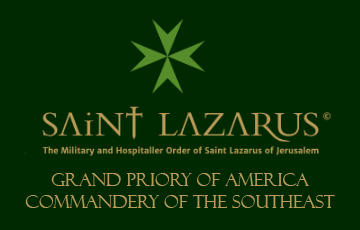 The Military and Hospitaller Order of Saint Lazarus of Jerusalem Grand Priory of America: Commandery of the Southeast