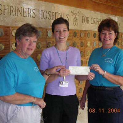 2004 Shriners Hospital for Children