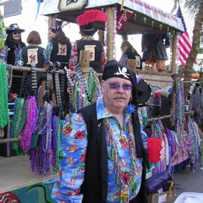 2005 Gasparilla Knight Parade