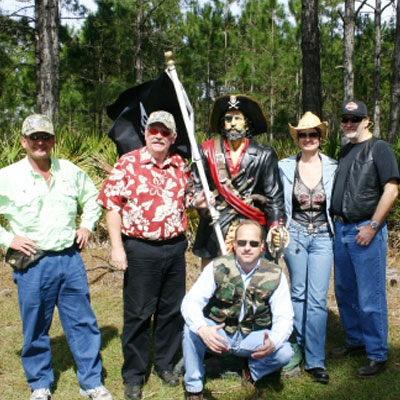 "2007 ""Get on The Good Foot"" Annual Sporting Clay Tournament"