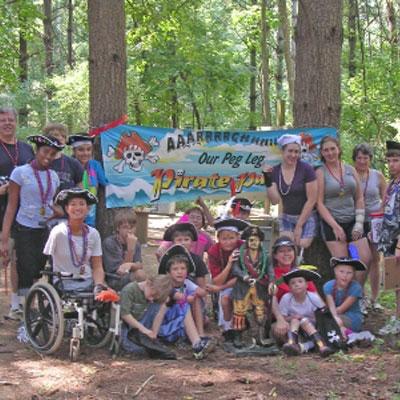 2010 Adventure Camp