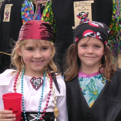 2005 Gasparilla Children's Day Parade