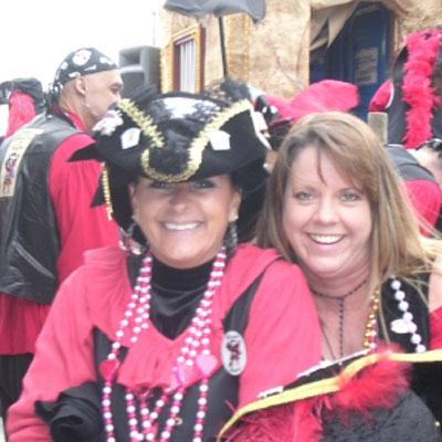 2010 Gasparilla Knight Parade