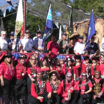 2010 Veteran's Day Parade