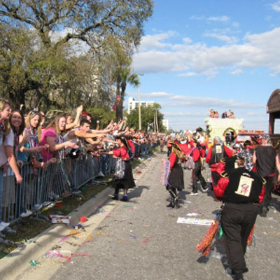 2009 Gasparilla Day Parade