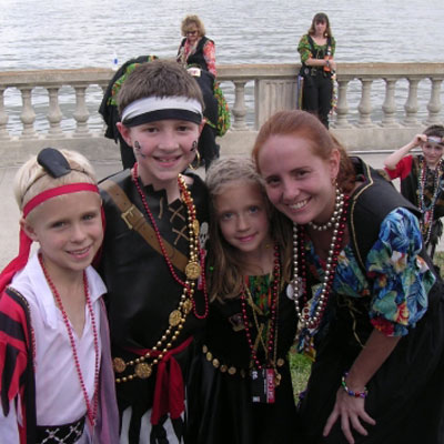 2006 Gasparilla Children's Day Parade