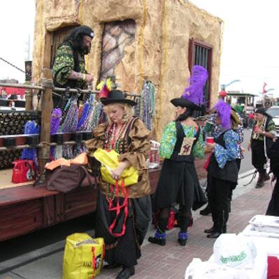 2007 Gasparilla Knight Parade