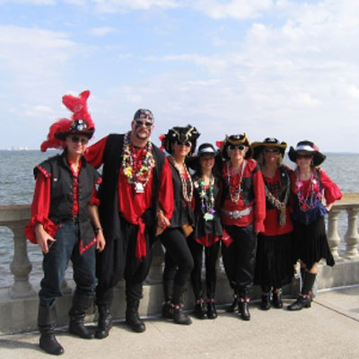 2010 Gasparilla Children's Day Parade