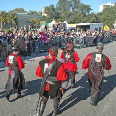 2011 Gasparilla Day Parade