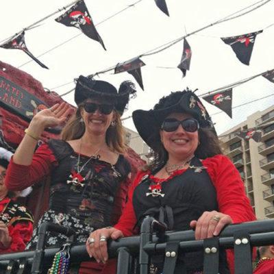 2013 Gasparilla Children's Day Parade