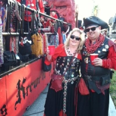 2015 Gasparilla Day Parade