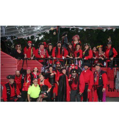 2016 Gasparilla Knight Parade