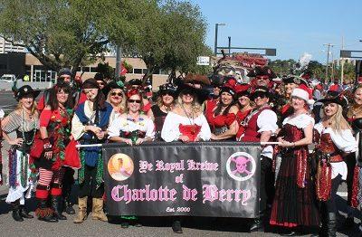 2016 Santa Fest Parade