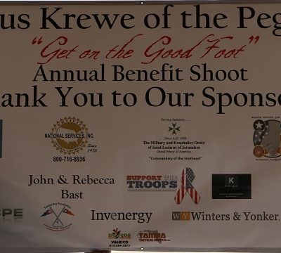 "2017 ""Get on The Good Foot"" Annual Sporting Clay Tournament"