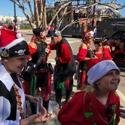2017 Santa Fest Parade