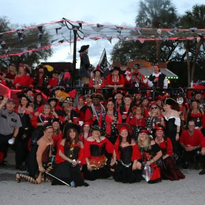 2018 Gasparilla Knight Parade