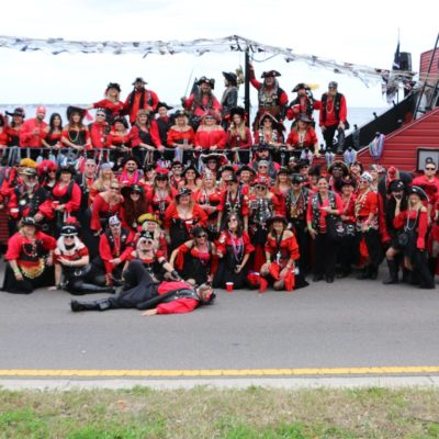 2018 Gasparilla Day Parade