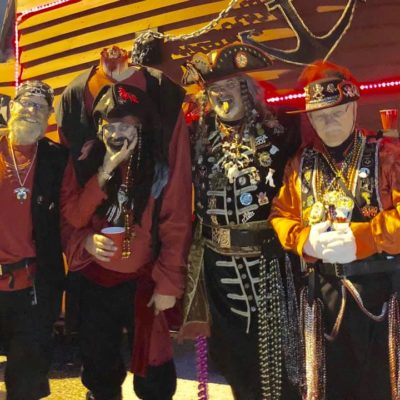 2019 Gasparilla Knight Parade