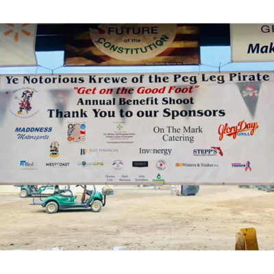 "2019 ""Get on The Good Foot"" Annual Sporting Clay Tournament"