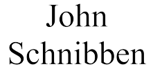 John Schnibben